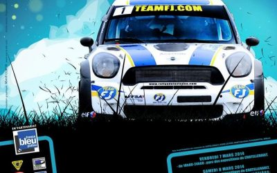Rallye de la vienne – 2014
