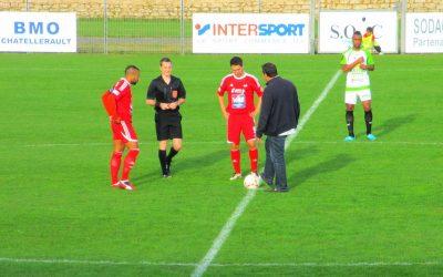 Championnat CFA2 – SO Châtellerault / La Roche sur Yon